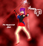 The Zodiac Star Collection: The Magical Half Star. [Tuxedo Mask]