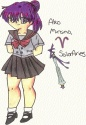 Ako-chan in Seifuku [Ashiko]