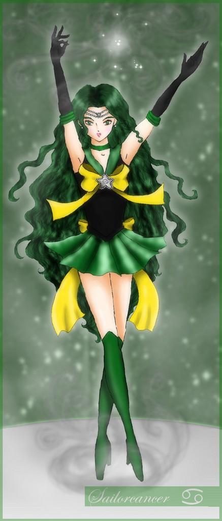 Beautiful image of Sailorcancer perfforming