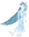 Hikari with the Wind in her Hair [Black Eagle]