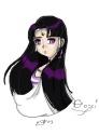 Very lovely headshot of Pandora [Elena]
