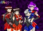 Another beautiful edit, Scorpio, Leo, Gemini, and Aries [*Tuxedo Mask*]