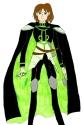 Jupiter Kamen with mask and sword [Ashley F.]