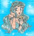 Arrogantly cute Amphitrite [Miss Kiwi]