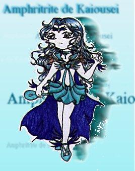 Super-deformed Sailorkaiousei [Rian]