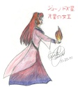 Juno with the Divine Fire [Satoshi Kaxeno]