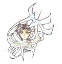 A beautiful Libra with ribbons [Ariake Mikazuki]