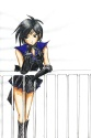 Libra on a Balcony [Halite]
