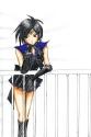 Libra on a Balcony [Halite]