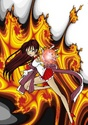 Neo Princess Mars attacking. I really love this pic ^_^ [Crimson Acolyte]