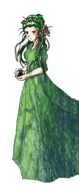 Queen Rhea de Mokusei [Halite]