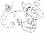 Neo Princess Serenity and Heaven Wand [Grand4t]