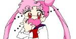 Edited image of Usa-chan yawning/crying [Marylia C. Placeres]