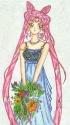 Gorgeous pic of Usa-chan! [Amelia]