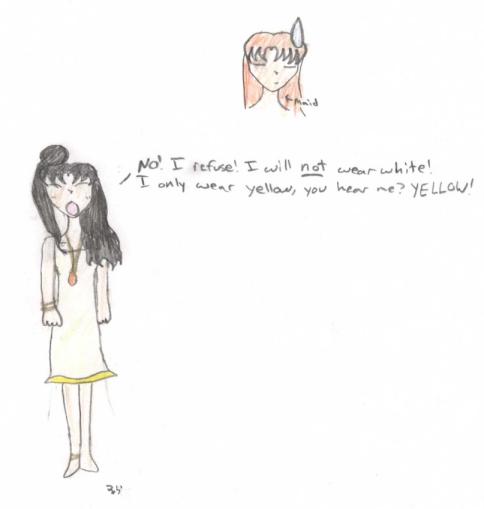 Usako being a complete brat [Mira]