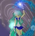 Tidal Crash...Neptune looks so sad and pretty... [Crimson Acolyte]