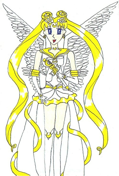 Usagi as Princess Sailormoon [unknown]