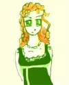 Wide-eyed Princess Beryl [Angel of Serenity]