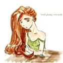 Princess Beryl pining over Endymion [Holly/Vesper]