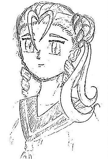 First fanart of Kakono Yuurei [Dallas]