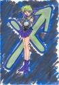 Sagittarius Attacking [Ashiko-chan]