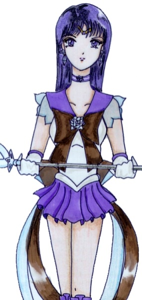 Neo Sailorsaturn [Chiara]