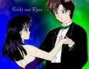 Ryuu and Seishi dancing [Tsukino Hikaru]