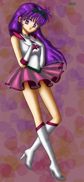I *love* this Sailorautumnstar edit. She looks very sweet and innocent. [Saine]