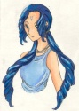 Queen Maia de Suisei [Ashiko]