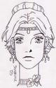 Titania's face [Shirahime]