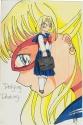Gorgeous Aiko/V poster [Ashiko-chan]
